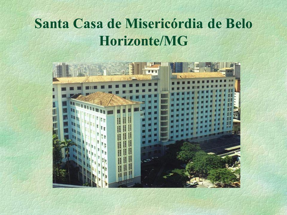 Santa Casa de Misericórdia de Belo Horizonte/MG