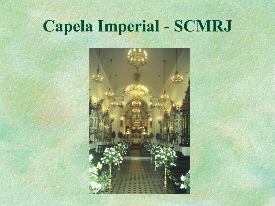 Capela Imperial - SCMRJ