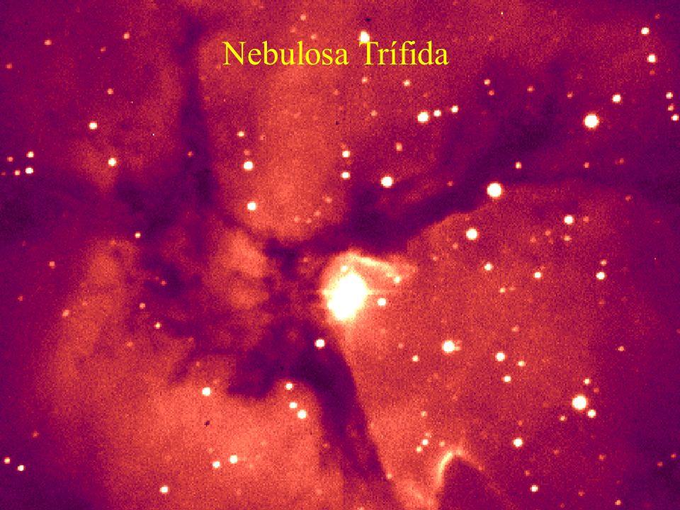 Nebulosa Trífida