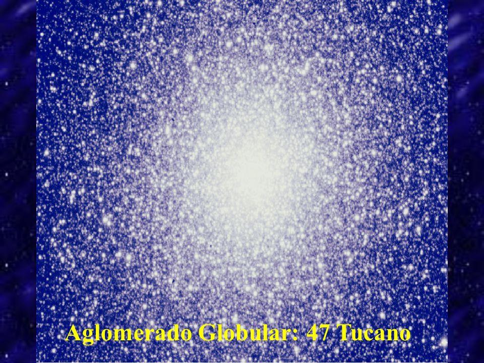 Aglomerado Globular: 47 Tucano