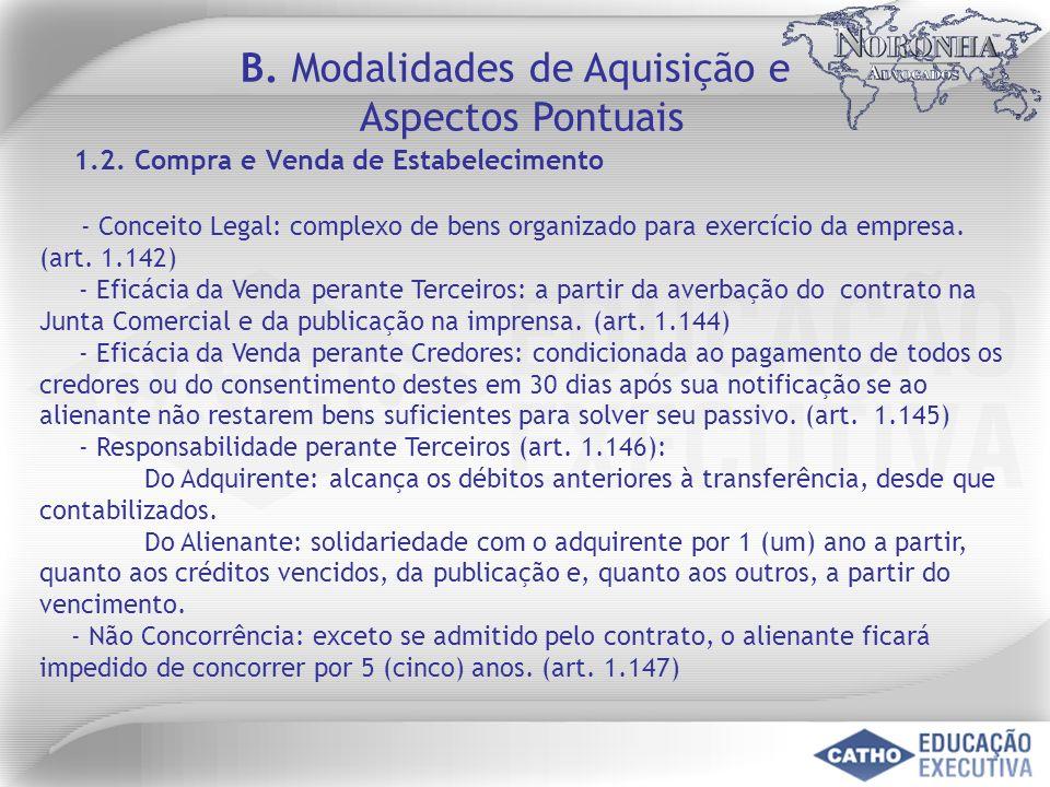 1.3.Fraude Contra Credores (arts.