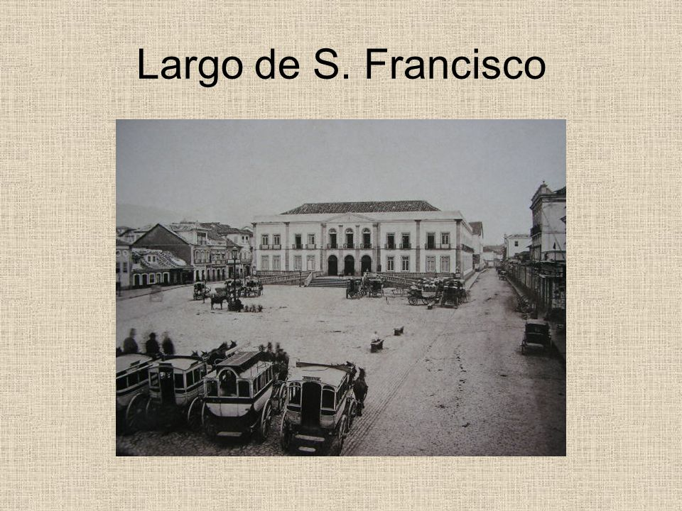 Largo de S. Francisco