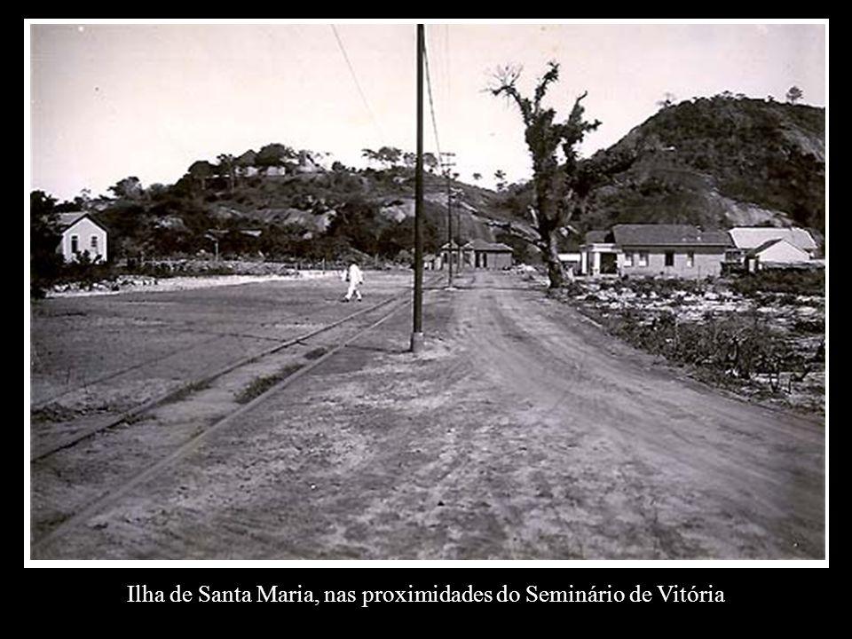 Ilha de Santa Maria, nas proximidades do Seminário de Vitória