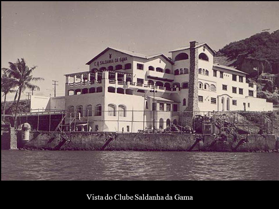 Vista do Clube Saldanha da Gama