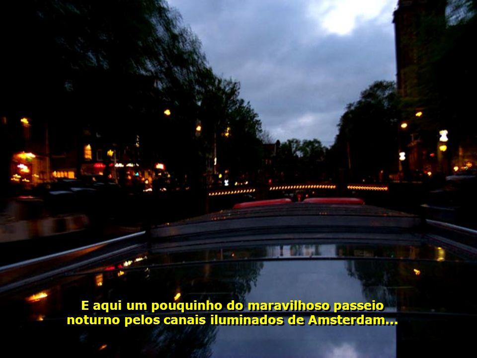 Vilas holandesas onde tudo é magia e encanto por aqui...