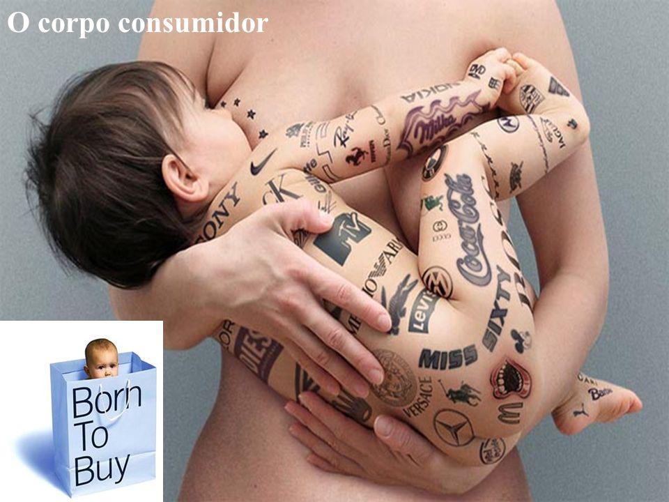 O corpo consumidor