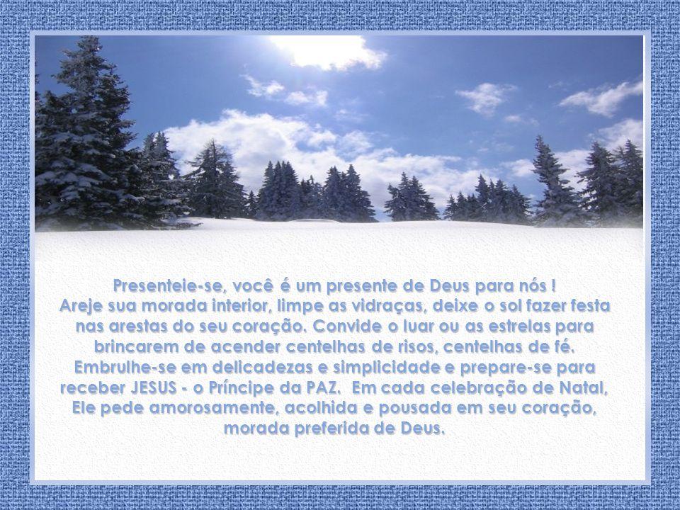 Aconchego de Paz Irmã Zuleides Andrade Presenteie-se, você é um presente de Deus para nós .
