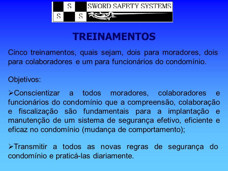 Objetivos: Conscientizar a todos moradores, colaboradores e funcionários do condomínio que a compreensão, colaboração e fiscalização são fundamentais