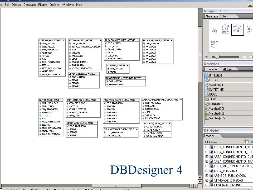 Banco de Dados 17 DBDesigner 4