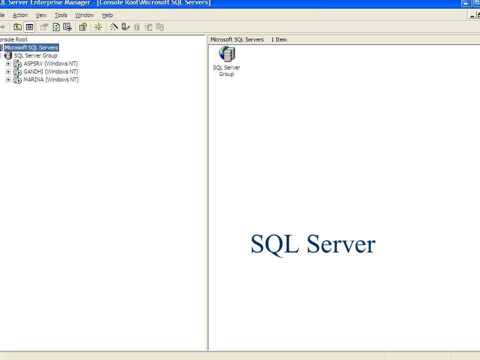 Banco de Dados 5 SQL Server