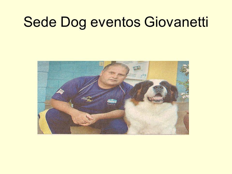 Sede Dog eventos Giovanetti