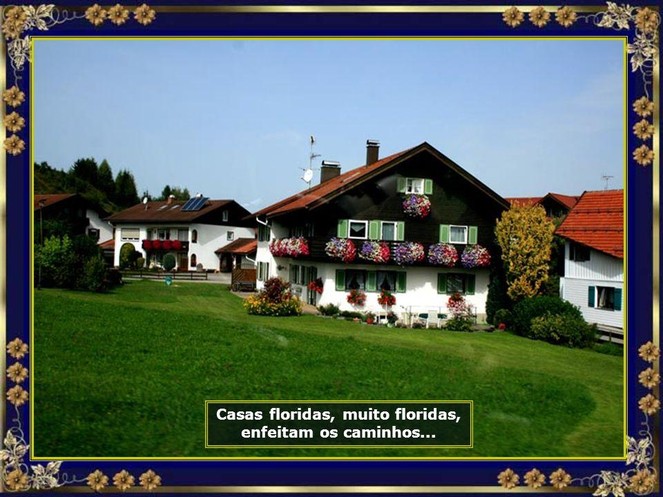 Para construir o Castelo Neuschwanstein, Ludwig gastou uma fortuna do seu bolso e do Estado.