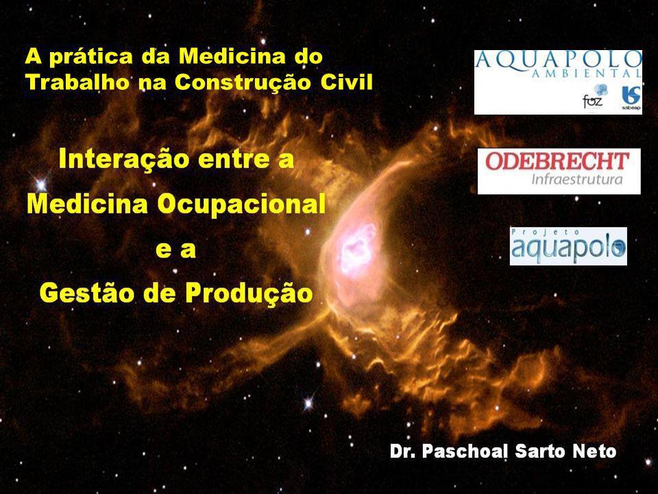 A prática da Medicina do Trabalho na Construção Civil