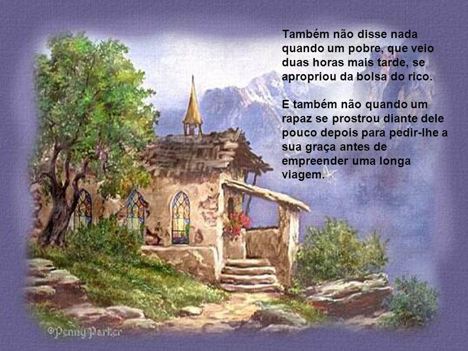 Ninguém reconheceu o eremita pendente da cruz; quanto ao Senhor, ocupava o lugar de Haakon. Durante muito tempo, este conseguiu cumprir o seu compromi