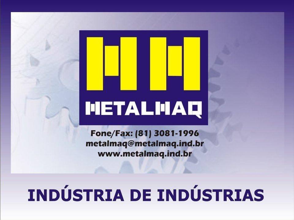 Metalmaq Ltda 26 de maio de 1997 Fabricação, Correção e Retrofit (modernização) de máquinas e equipamentos industriais, moldes para injeção/sopro de plásticos, ferramentas de corte repuxo, confecção e recuperação de peças e componentes em geral.