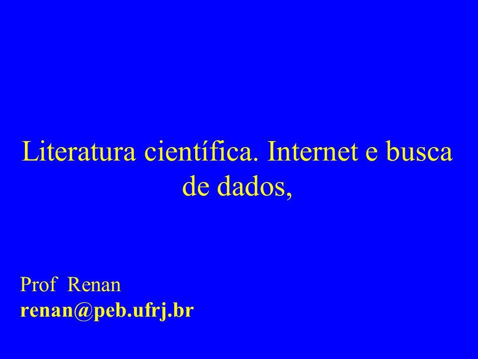 Rev Odont Hosp E Freitas: Local, de difícil acesso, sem bons revisores, pouco indexada, sem fator de impacto, publica tudo o que recebe Nature: Internacional, F.I.