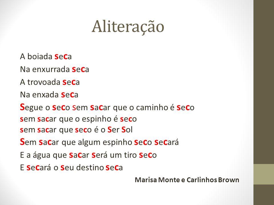 Assonância Sugas Cane Fields Forever - Caetano Veloso [...] Sou um mul a to n a to No sentido l a to Mulato democr á tico do litor a l