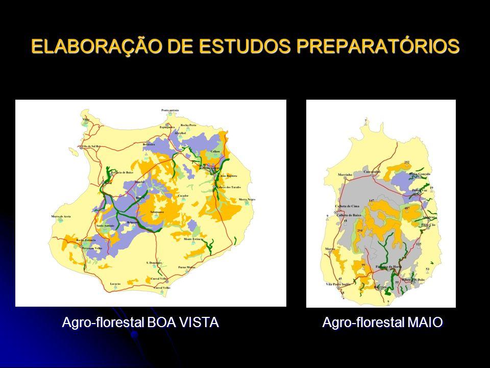 Agro-florestal BOA VISTA Agro-florestal MAIO