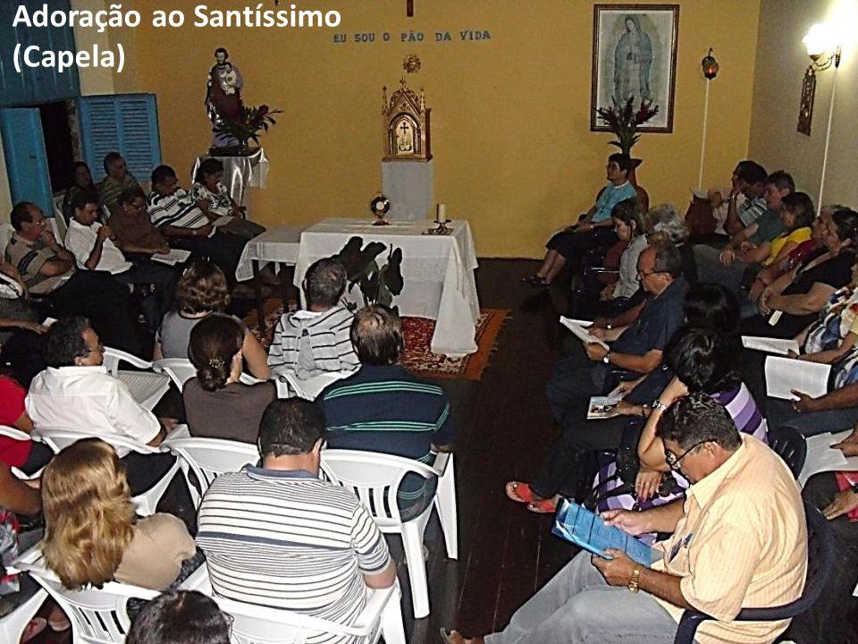 Adoração ao Santíssimo (Capela)