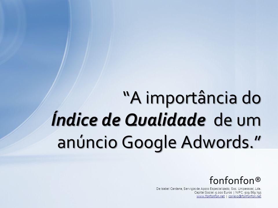 fonfonfon® De Isabel Cardana, Serviços de Apoio Especializado, Soc.