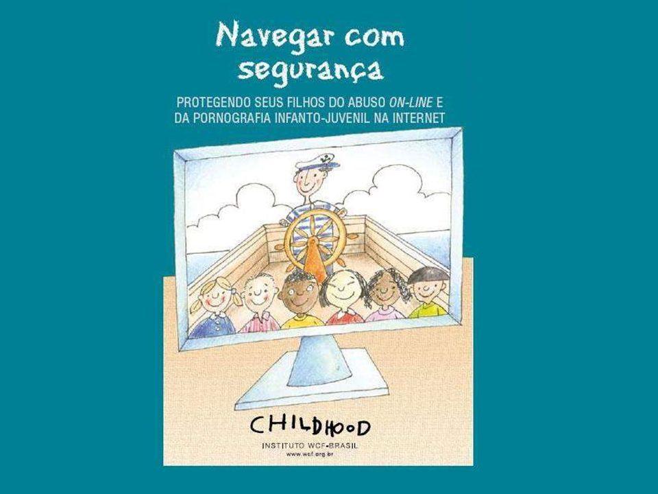 A Childhood Brasil é o braço direito da World Childhood Foundation, organização criada por S.