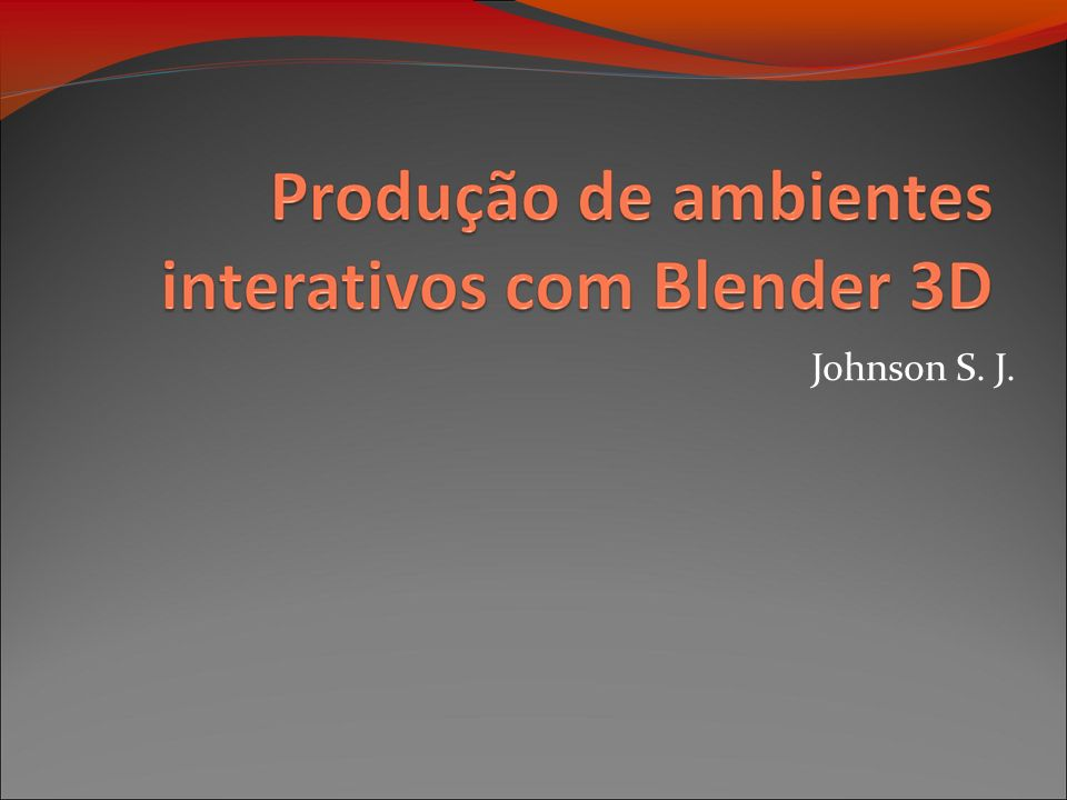 Johnson S. J.