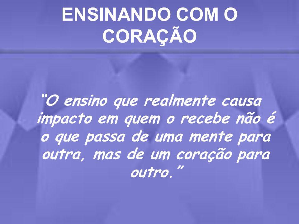 ENSINANDO COM O CORAÇÃO Dt.