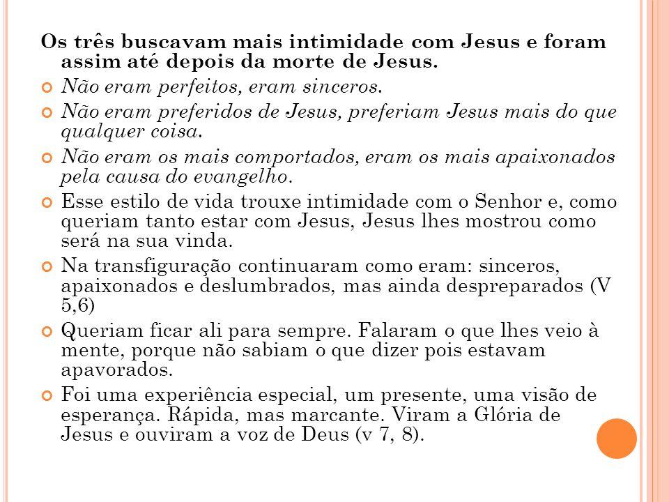 APLICAÇÃO Como está sua vida com Jesus.Não é sua vida na igreja, é sua vida com Jesus.