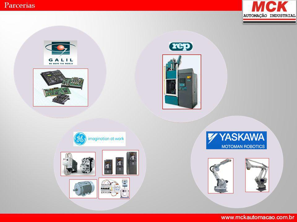 www.mckautomacao.com.br Tel.: (11) 3925-0240 www.mckautomacao.com.br Obrigado.