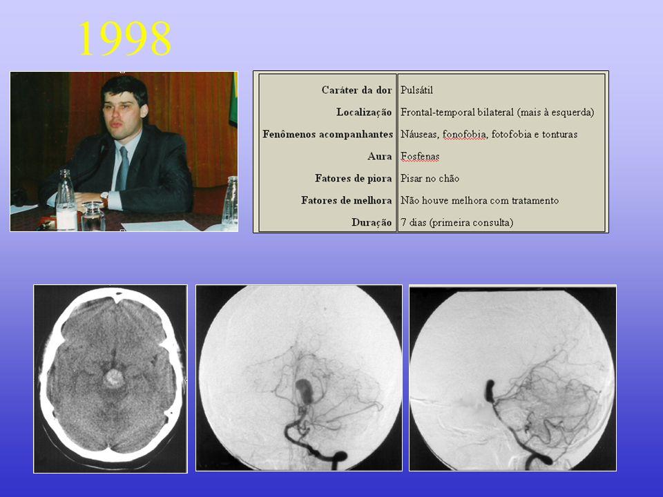 Cefaléia Associada a Alterações de Exame Clínico ou Neurológico