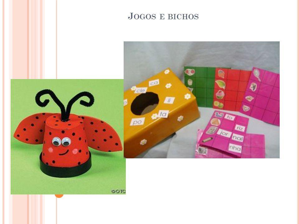 J OGOS E BICHOS