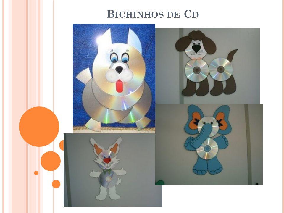 B ICHINHOS DE C D