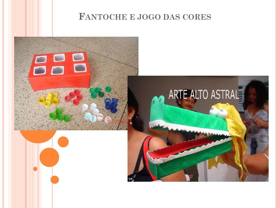 F ANTOCHE E JOGO DAS CORES