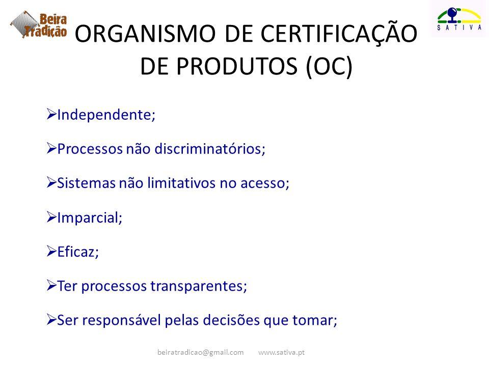 Independente; Processos não discriminatórios; Sistemas não limitativos no acesso; Imparcial; Eficaz; Ter processos transparentes; Ser responsável pela