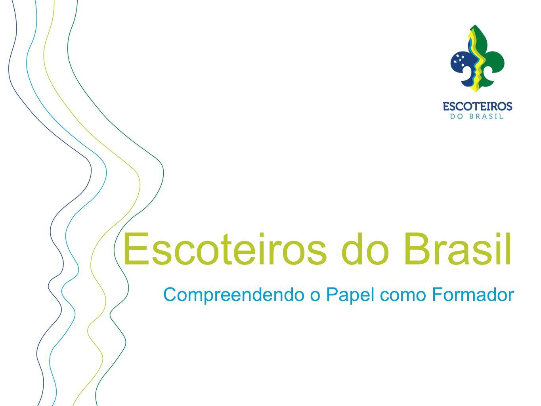 O Formador No Escotismo A Capacitação Do Formador O Perfil Do Formador Funções Do Formador A Postura Do Formador Leituras Complementares Plano Pessoal de Formação (PPF)