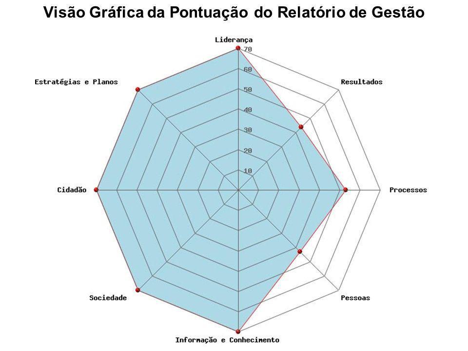 Visão Geral do Relatório de Gestão Pontuado