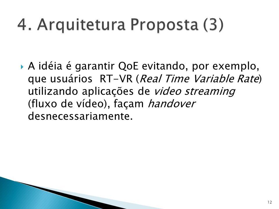 A idéia é garantir QoE evitando, por exemplo, que usuários RT-VR (Real Time Variable Rate) utilizando aplicações de video streaming (fluxo de vídeo),