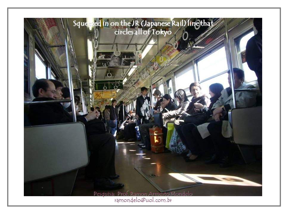 Urban Transportation Pesquisa: Prof. Ramon Armesto Mondelo ramondelo@uol.com.br