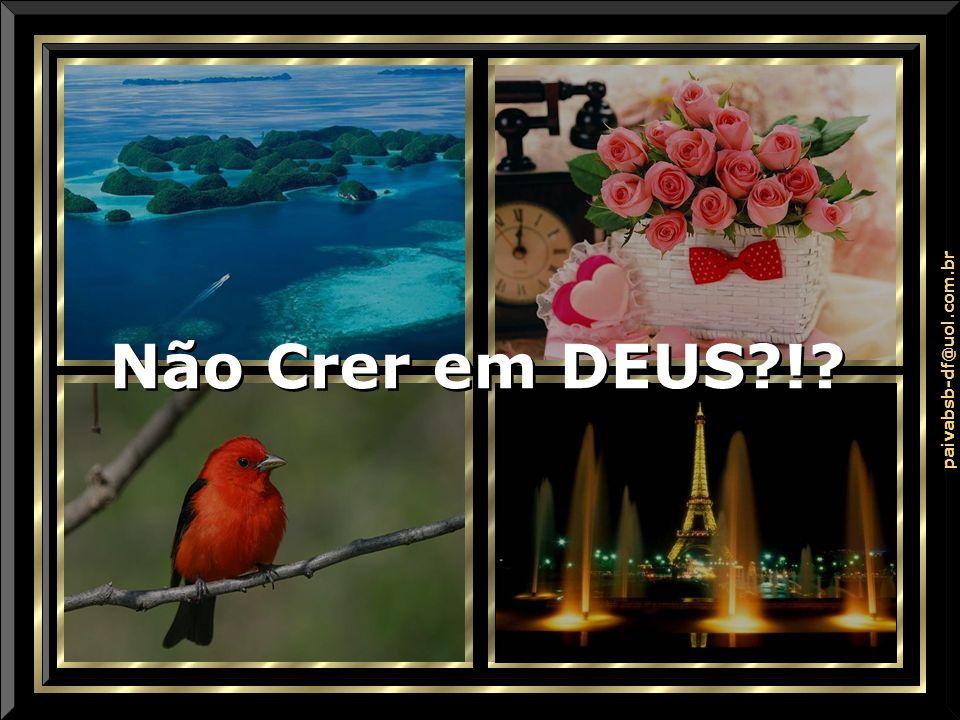 paivabsb-df@uol.com.br Momentos assim… E não ter Fé?!?...