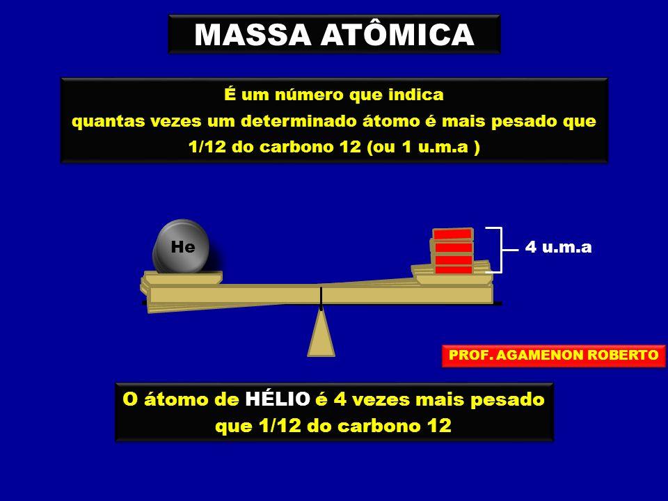 03) (U.ANÁPOLIS – GO) Um composto Al 2 (XO 4 ) 3 apresenta uma massa molecular igual a 342 u.