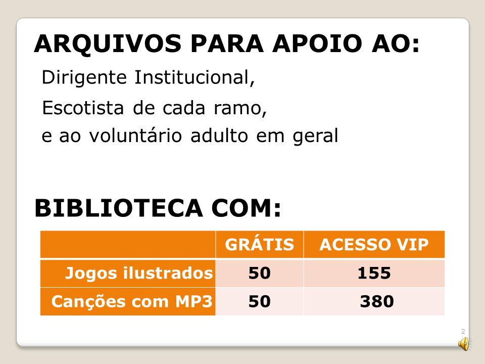 www.lisbrasil.com os melhores recursos para suas atividades escoteiras