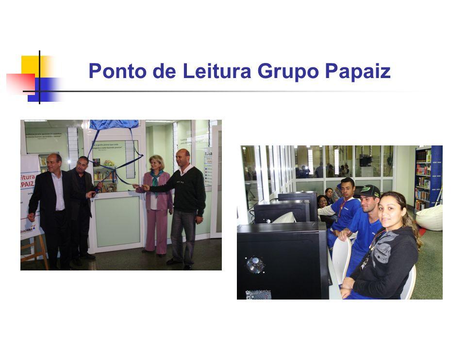 Ponto de Leitura Grupo Papaiz
