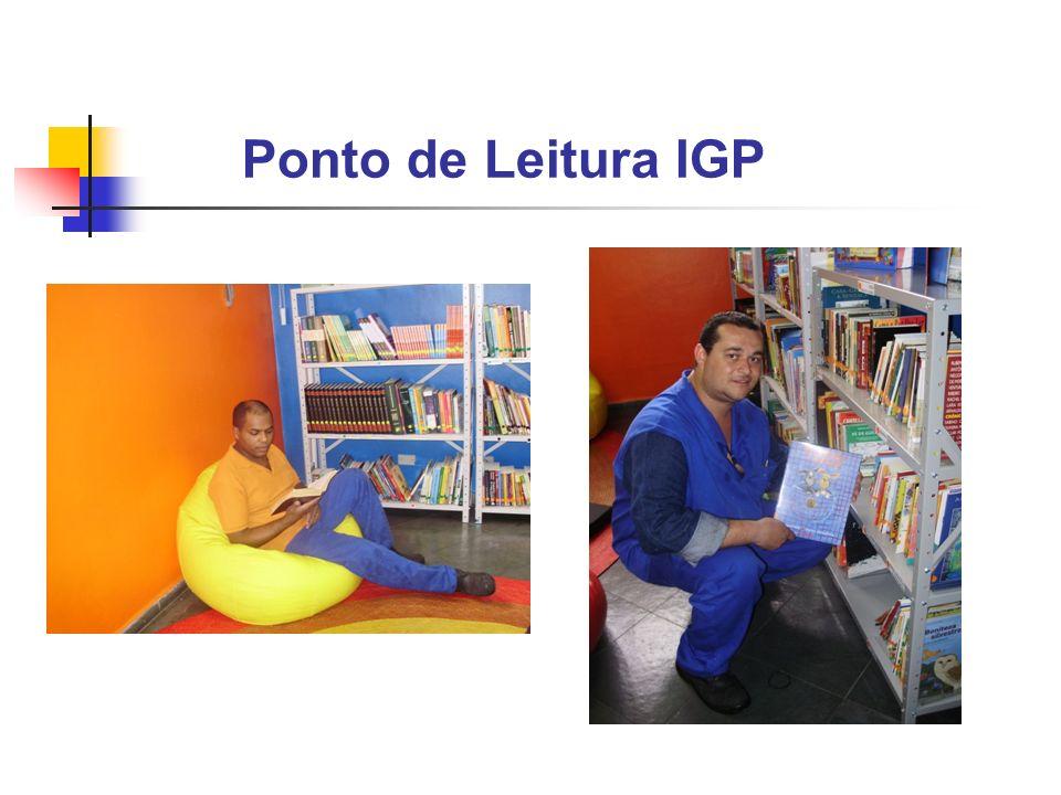 Ponto de Leitura IGP