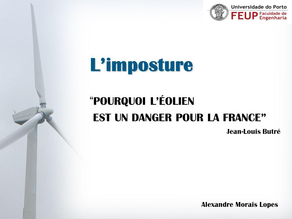 Limposture POURQUOI LÉOLIEN EST UN DANGER POUR LA FRANCE Jean-Louis Butré Alexandre Morais Lopes