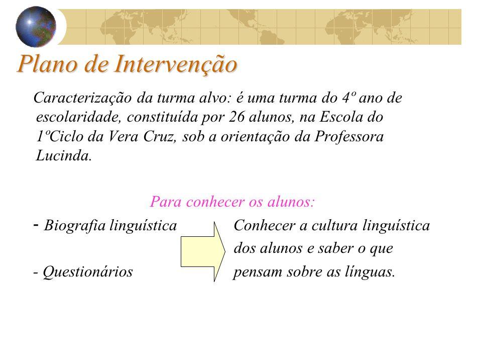 Objectivos da Investigação: Objectivos da Investigação: - Experimentar actividades e materiais concebidos com a finalidade de desenvolver a competênci