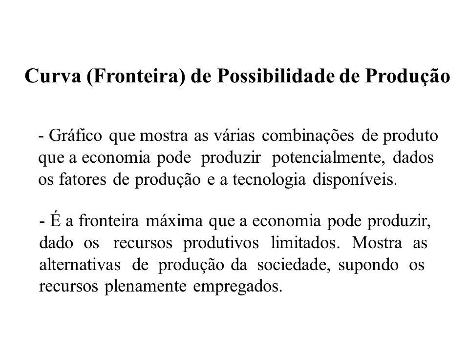 Sistema Econômico / Organização Econômica É a forma como a sociedade está organizada para desenvolver as atividades econômicas.