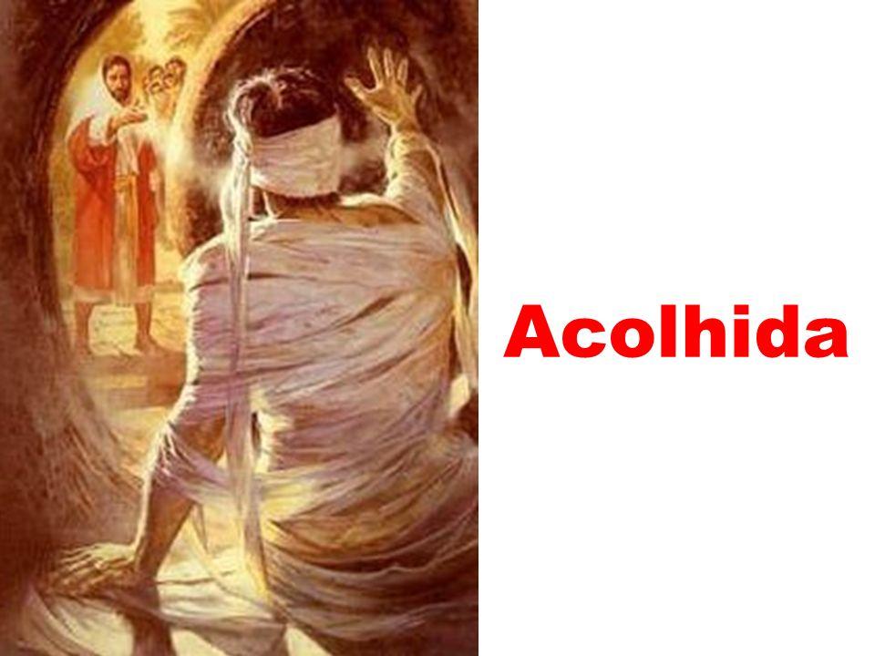 Quando Jesus chegou, encontrou Lázaro sepultado havia quatro dias. Evangelho
