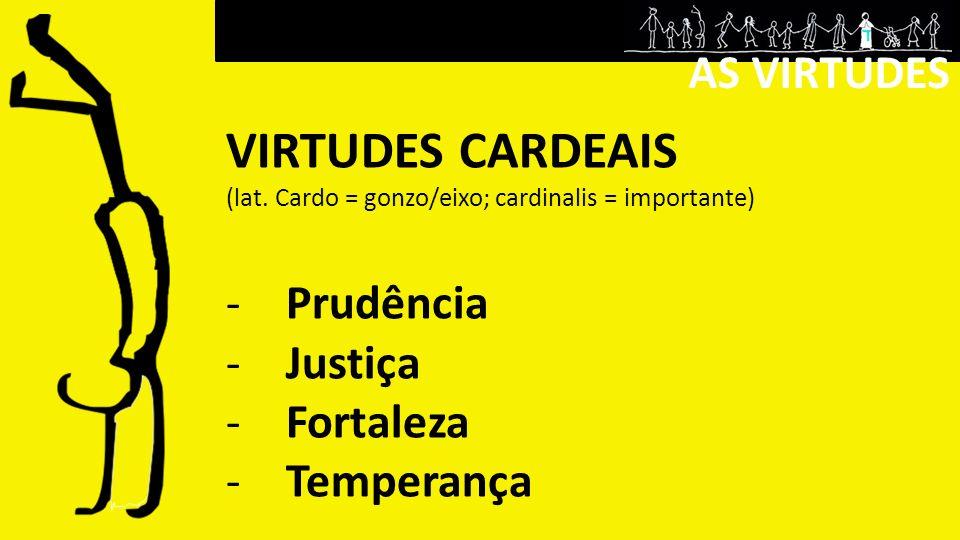 VIRTUDES CARDEAIS (lat.