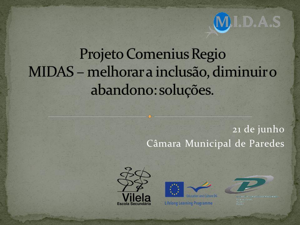 De ideias… De intenções… De lugares… De pessoas… De emoções… Projeto financiado pela União Europeia através do Programa de Aprendizagem ao Longo da Vida (PROALV).