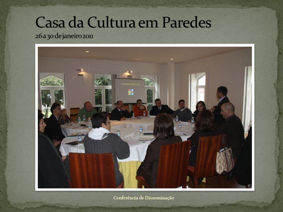 Conferência de Disseminação